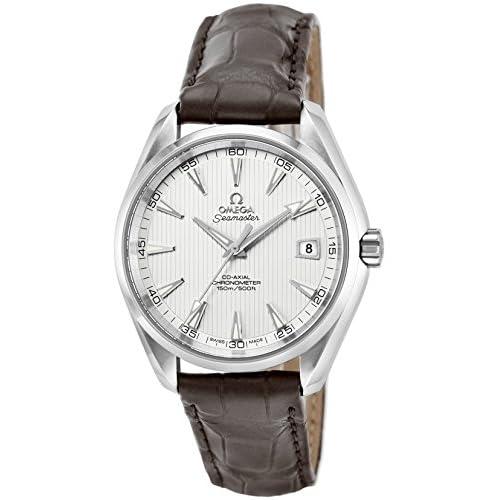 [オメガ]OMEGA 腕時計 シーマスターアクアテラ シルバー文字盤 コーアクシャル自動巻 231.13.42.21.02.001 メンズ 【並行輸入品】