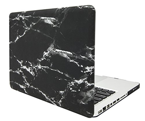 Techno Earth Rubberized Hard Case Cover for Macbook Pro 15.4