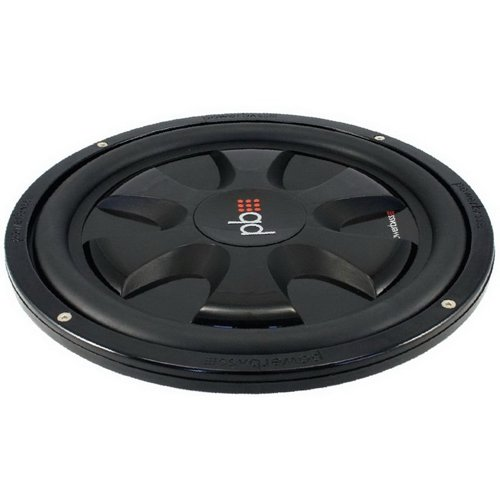 Powerbass S-1004D 550W Max Powerbass 10-Inch