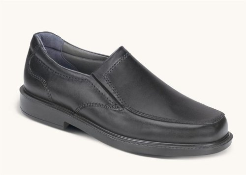 SAS Men's Diplomat Slip-on shoe, Black Leather (11 M US) (Sas Shoes For Man compare prices)
