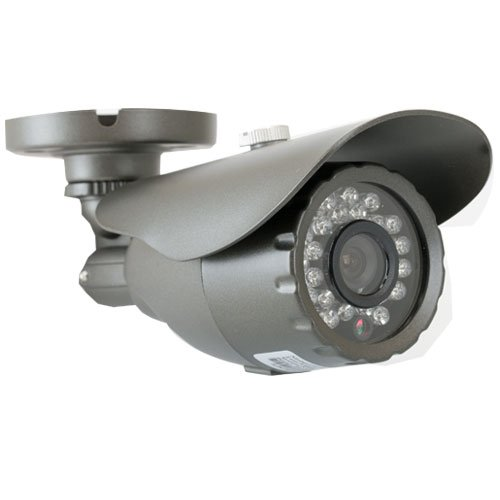 Best Review Of GW Security Bullet Security Camera 650TVL Outdoor Indoor Day Night Vision IR Infrared...