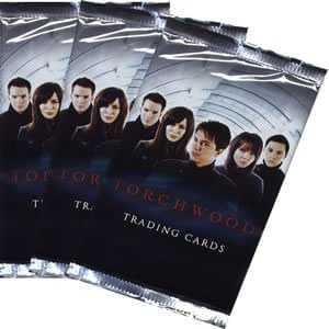 3 x Torchwood Single Booster Pack - Doctor Who