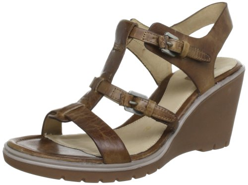 ECCO Shoes Women's Adora Sandal Walnut Slingbacks 23852301705 7.5 UK, 41 EU