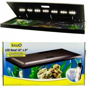 Tetra LED Aquarium Hood 16 Inch