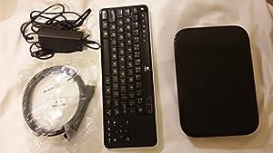 Logitech Revue Companion Box and Keyboard Controller