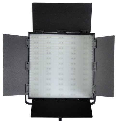 Cowboystudio 600 Led Dimmable Photography Video Panel, Bi Color (Cn-600H Led)