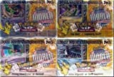 Image of Pokemon Ex 2007 World Championship Trading Card 4 Deck Set