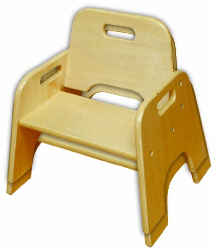 Modern Toddler Chair front-1074860