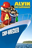ALVIN AND THE CHIPMUNKS 3 CHIP WRECKED - US MOVIE FILM WALL POSTER - 30CM X 43CM