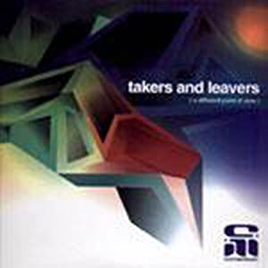 Different Point Of View - Takers And Leavers 12""