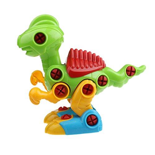 Educational toys,BeautyVan children KidsFashion Disassembly Dinosaur Design Educational toys (B)