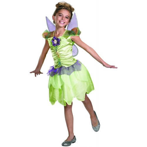 Tinker Bell Rainbow Classic Costume - Large