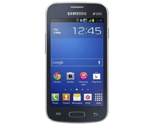 Samsung Galaxy Star Pro DUOS S7262 Unlocked GSM Android 4.1 Smartphone – Black