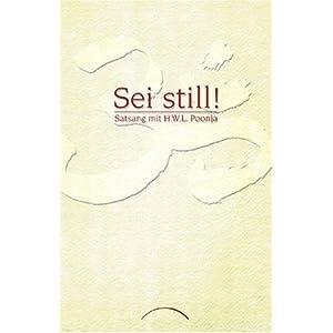 eBook Cover für  Sei still Satsang mit H W L Poonja