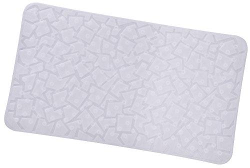 Silicone Bathtub Mat Non Slip Anti Bacterial Amp Mildew