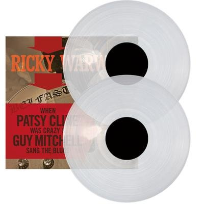 RICKY WARWICK, When Patsy Cline was crazy... / Hea - 2LP