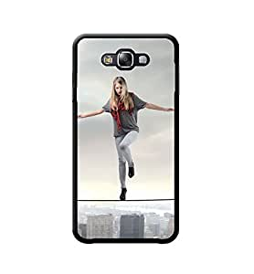 Ebby Back Cover for Samsung Galaxy E5