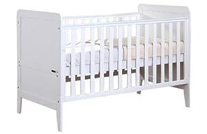 Tutti Bambini Rio Cot Bed (White) from Tutti Bambini
