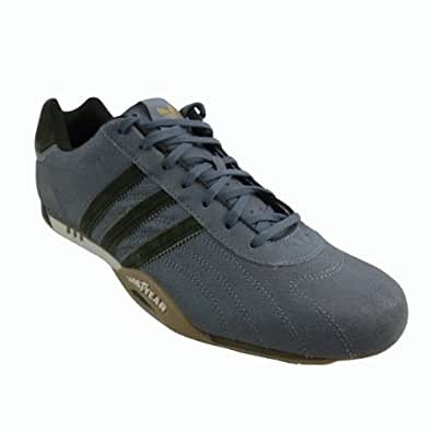 f7269ec3def Mens Adidas Adi Racer Low Leather Trainers Goodyear Race Retro Trainer