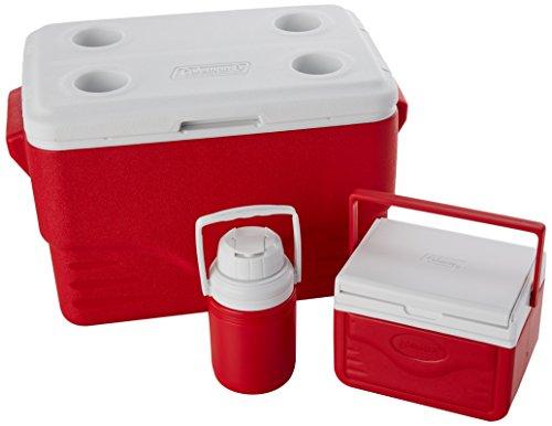 Coleman 3-Piece 36 Quart Cooler Combo (Combo Coleman compare prices)