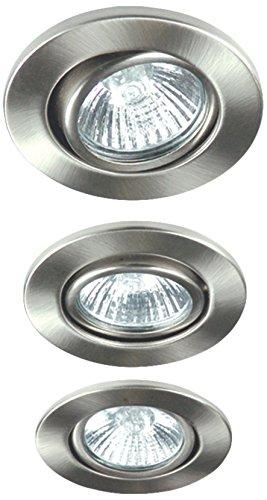 Ranex-Downlight-directable-Visan-3-Pack-brushed-steel-RA-WET03