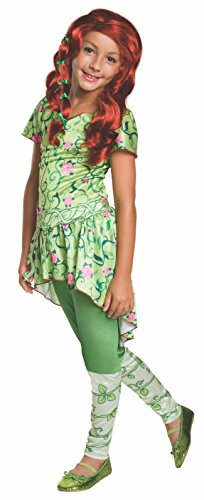 Rubie's Costume Kids DC Superhero Girls Poison Ivy Costume