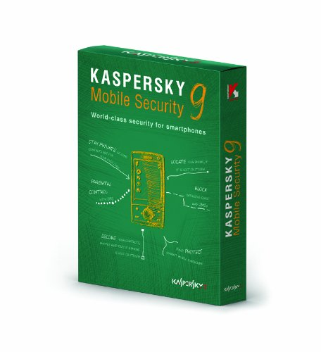 Kaspersky Mobile Security v9