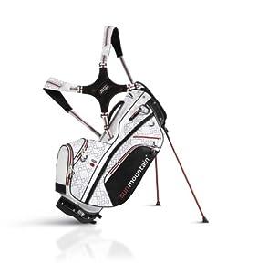 Sun Mountain 2013 Women's Four 5 Golf Carry Bag (White/Black/Red)