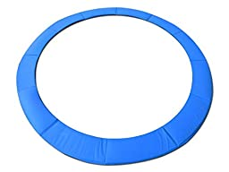 12 Ft. Trampoline Pad with 2 Piece Easy Fit Design Fits 5.5 Inch Springs