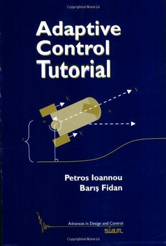Adaptive Control Tutorial (Advances In Design And Control)