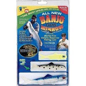 Banjo Minnow 006 - 110 Piece Fishing System by Banjo