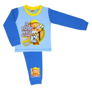 da-lavoro-di-bob-aggiustatutto-well-done-snuggle-pigiama-per-bambini-dai-1-ai-4-anni-blu-18-mesi