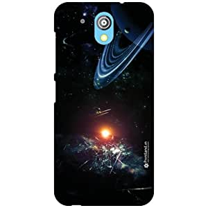 Printland Back Cover For HTC Desire 526G Plus - Live Up Designer Cases