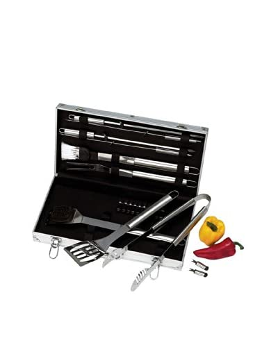 In Case Of Grill-mergency 22-Piece BBQ Set