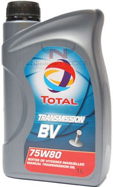 Total BV 75W80 Transmission Manual Gear Box Oil TOT-149980 = 1L