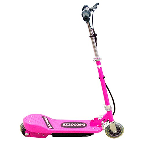 Banyan High Quality Electric Scooter 120w Electric Folding Kids Motorized Ride-on Scooter Bike (Pink)