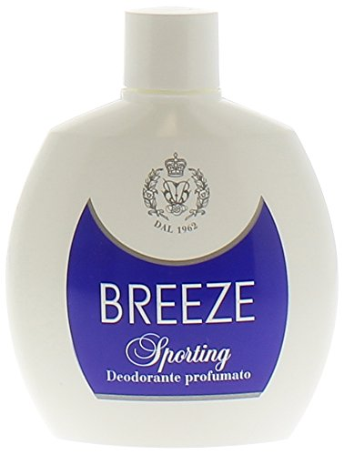 Breeze Deo Squeeze Sporting 100Ml