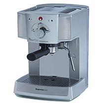 Espressione Café Minuetto Professional Thermoblock Espresso Machine Silver