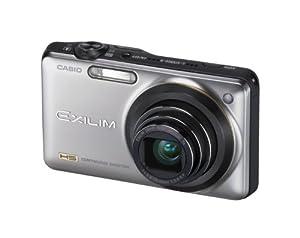 Casio EX-ZR10 Appareil Photo Numérique Vidéo Full HD 12,1 Mpix Argent