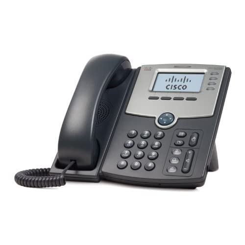 T�l�phone par VOIP CISCOSPA504GNOIR