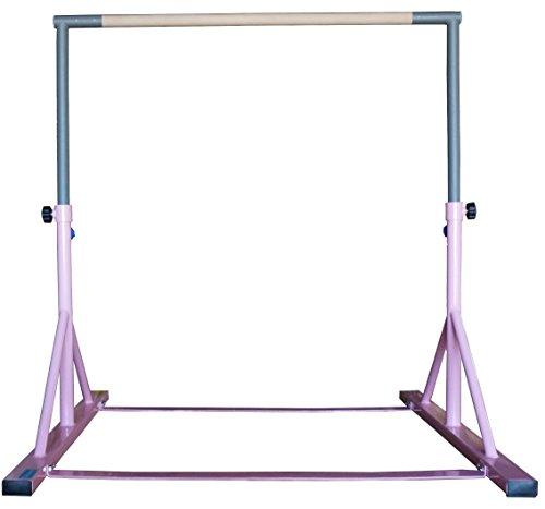 Z-Athletic Gymnastics Expandable Junior Training Bar (Pink) (Tumbl Trak Bar compare prices)