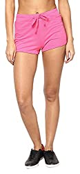 Only Women'S Casual Shorts (_5712064766604_Pink Glo_Large_)