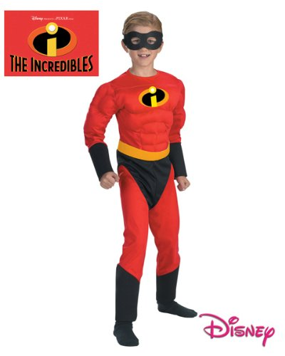 Mr. Incredible Classic Muscle Costume - Medium