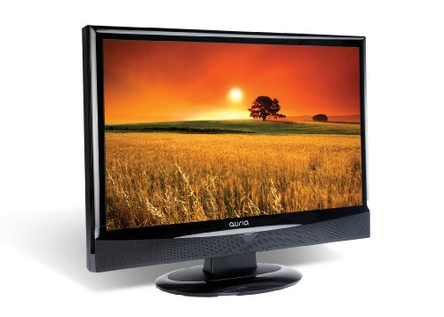firstcheap black friday auria eq2488f 24 inch 1080p lcd tv piano black. Black Bedroom Furniture Sets. Home Design Ideas