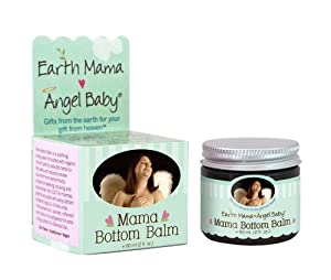 Earth Mama Angel Baby Mama Bottom Balm - 2 Oz