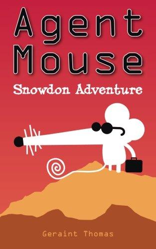 Book: Agent Mouse - Snowdon Adventure by Geraint Thomas