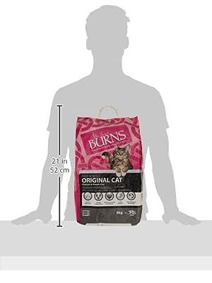 Burns Cat Food Original Chicken, 5 Kg