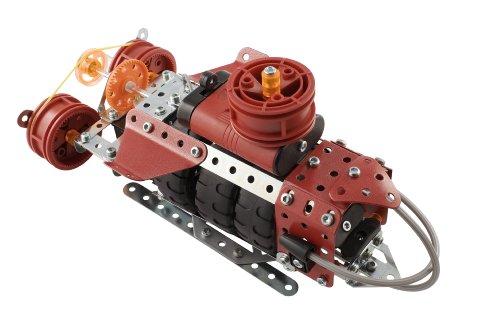erector multi model construction set instructions
