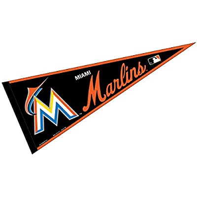 Miami Marlins MLB Large Pennant