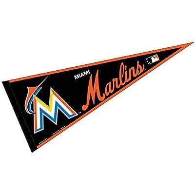Miami Marlins MLB Large Pennant